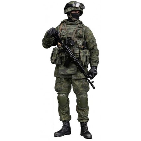 Russian Airborne Troops 'VDV' in Crimera (78019) - 1/6 Scale Collectible Action Figure - DAMTOYS