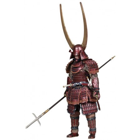 SERIES OF EMPIRES - II NAOMASA THE SCARLET YAKSHA (EXCLUSIVE EDITION) (SE029) - COOMODEL