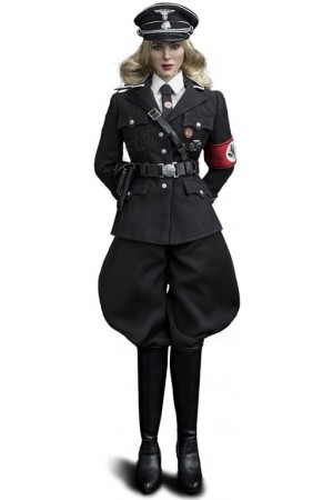 Female SS Officer (VCF-2036) - 1/6 Scale Collectible Action Figure - VERYCOOL