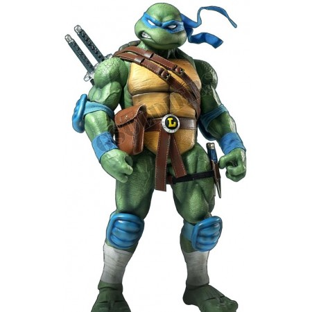 Leonardo (TMNT) - Collectible FIGURINE 1/6 scale Leonardo - Teenage Mutant Ninja Turtles; TMNT - DreamEX