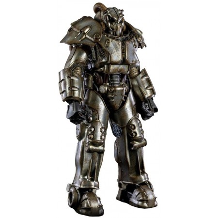 FALLOUT X-01 POWER ARMOR REGULAR VERSION (3Z0118) - 1/6 Scale Collectible Action Figure - THREEZERO X BETHESDA