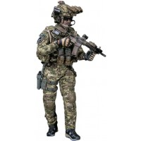 FBI HRT (HOSTAGE RESCUE TEAM ) (DAM 78042) - DAMTOYS