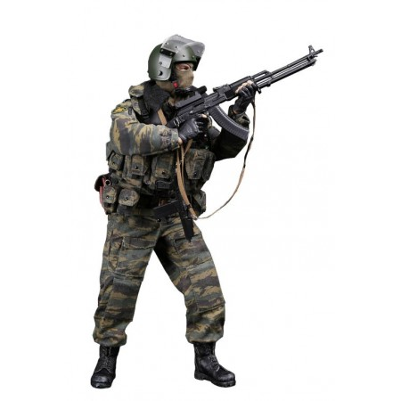 SPETSNAZ MVD OSN VITYAZ IN CHECHNYA (78028) - 1/6 Scale Collectible Action Figure - DAMTOYS