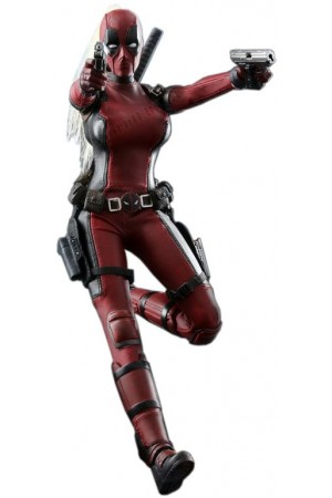 "Lady katana (""Deadpool 2"") - COLLECTIBLE FIGURINE 1/6 Lady Katana Deadpool 2 (TE021) - TOYS ERA"