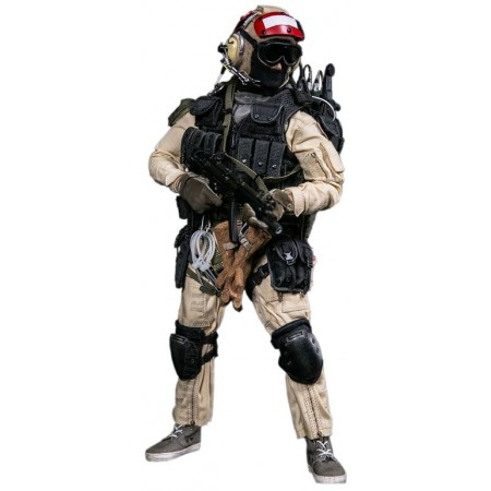 SEAL TEAM 5 VBSS TEAM COMMANDER 78046 - DAMTOYS