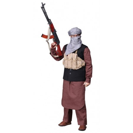 Afghanistan Civilian Fighter - Asad The Soviet–Afghan War 1980s I80111 - DID