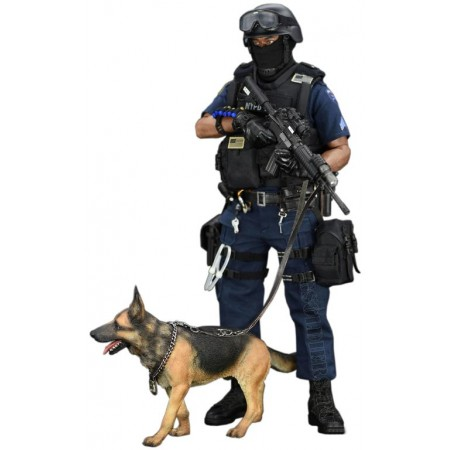 "NYPD ESU ""K-9 DIVISION"" (SS101) - SOLDIER STORY"
