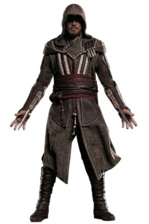 Assassins Creed 1/6th scale Collectible Figure Specifications Aguilar (DMS006) - Damtoys