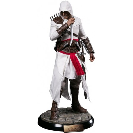 ASSASSIN'S CREED 1/6TH SCALE ALTAIR COLLECTIBLE FIGURE SPECIFICATIONS (DMS005) - DAMTOYS
