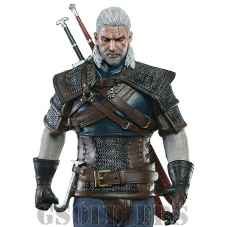 The Witcher Geralt of Rivia (CM002) - CMTOYS
