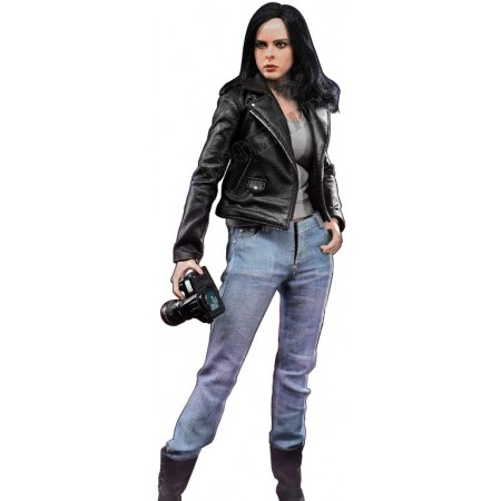 Jessica Joness (Kristen Ritter, marvel) - Collectible FIGURINE 1/6 scale Miss Jones, Jessica Jones (Krysten Ritter, Marvel) (TW007) - TOYS WORKS