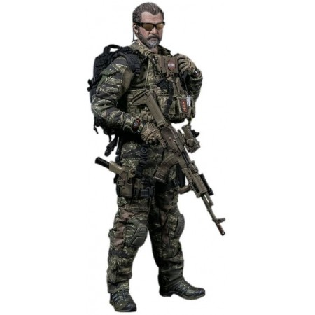 PMSCs PRIVATE MILITARY &SECURITY COMPANIES CONTRACTOR IN SYRIA - 1/6 SCALE COLLECTIBLE ACTION FIGURE (DAM 78041) - DAMTOYS