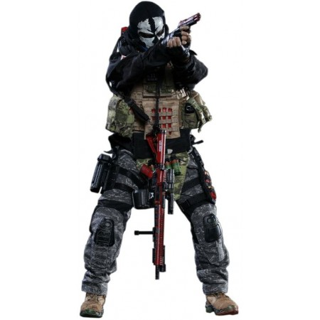 "DOOMSDAY WAR SERIES END WAR DEATH SQUAD - ""K"" CAESAR (73010) - FLAGSET"