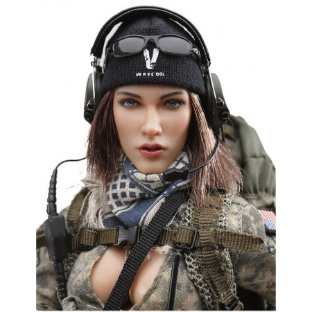 Collectible figurine ACU Camo 1/6 Female Shooter VCF-2026 - VeryCool