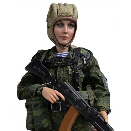 RUSSIAN AIRBORNE TROOPS NATALIE (78035) - DAMTOYS
