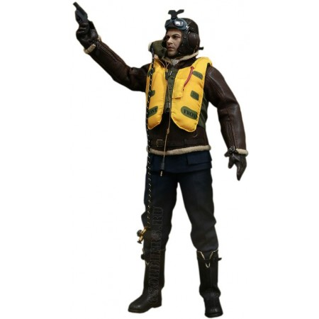 WWII Royal Air Force Fighter Pilot (Tom Hardy, Dunkirk) - (AL100019) - 1/6 Scale Collectible Action Figure - Alert Line