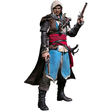 Edward Kenway Assassins Creed IV:Black Flag DMS003 - Damtoys