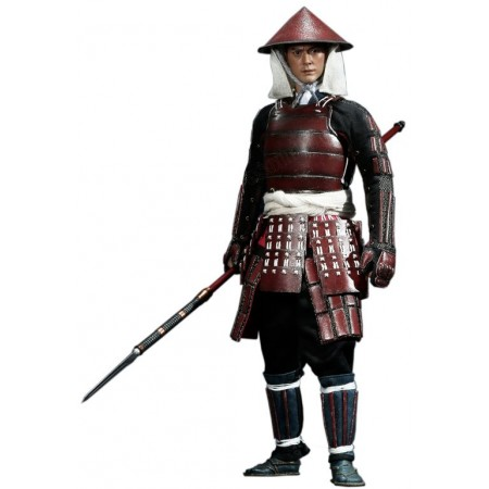 Ashigaru-Spear Deluxe version (POP-W04B) - POPTOYS