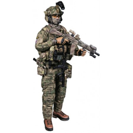 RUSSIAN SPETSNAZ FSB ALPHA GROUP LUXURY VER (78047A) - DAMTOYS