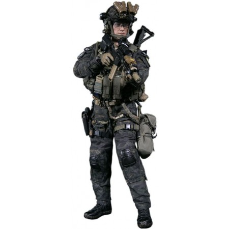 FBI SWAT TEAM AGENT - SAN DIEGO MIDNIGHT OPS (DAM 78044B) - DAMTOYS