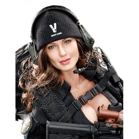 Female Shooter - Black Ver VCF-2029 - VERYCOOL