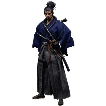 Miyamoto Musashi (Full version) Deluxe Edition (WK89015A) - WOLFKING