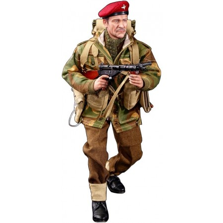 WWII British 1st Airborne Division (Red Devils) Commander Roy (K80135) - 1/6 Scale Collectible Action Figure - DID